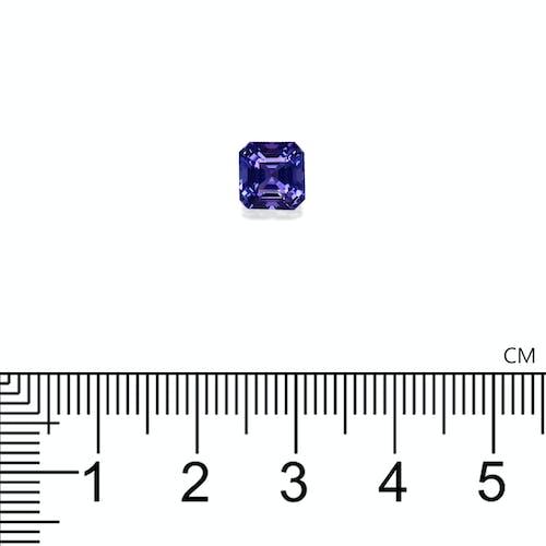 TN0041 : 1.87ct AAA+ Violet Blue Tanzanite