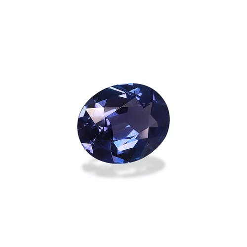 TN0047 : 3.01ct AA Violet Blue Tanzanite – 11x9mm