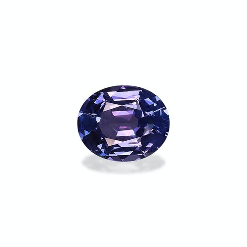 TN0048 : 2.81ct AA Violet Blue Tanzanite – 10x8mm