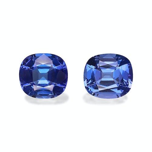 TN0059 : 4.79ct AAA+ Blue Tanzanite – 8mm Pair