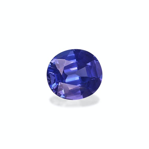 TN0074 : 6.84ct AAA+ Violet Blue Tanzanite
