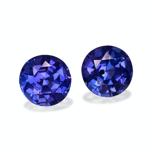 TN0127 1.jpg?auto=format&ixlib=php 3.3 - 4.36ct Violet Blue Tanzanite stone 8mm