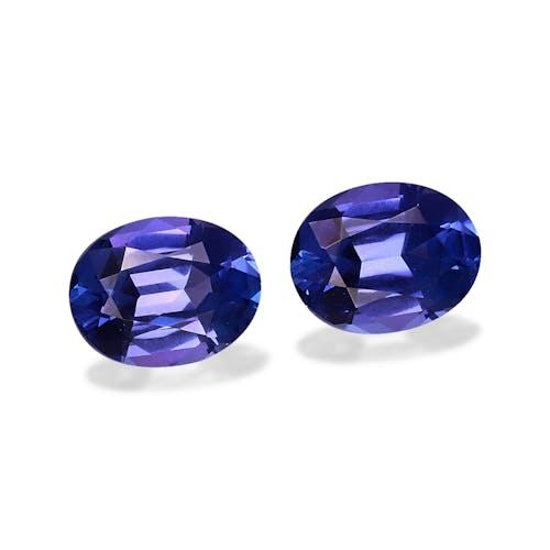 TN0143 1.jpg?auto=format&ixlib=php 3.3 - 4.17ct Violet Blue Tanzanite stone 9x7mm