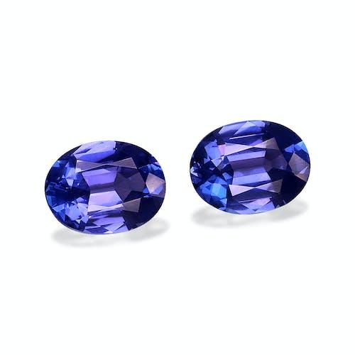 TN0152 1.jpg?auto=format&ixlib=php 3.3 - 3.95ct Violet Blue Tanzanite stone 9x7mm