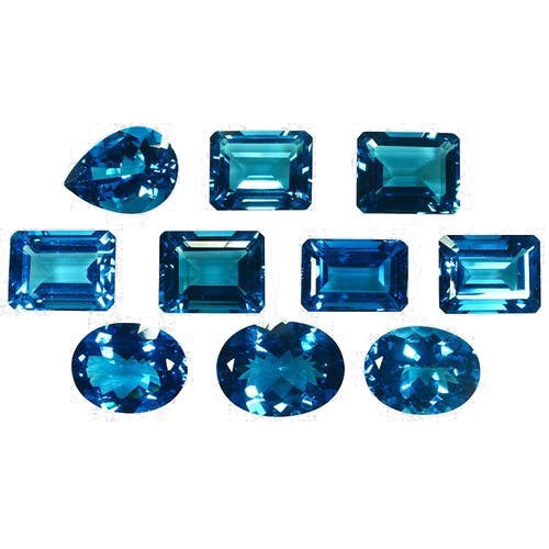 TO0179 : 542.75ct Blue Topaz