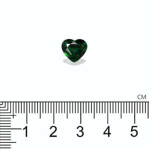 TS0016 : 2.18ct Basil Green Tsavorite – 8mm