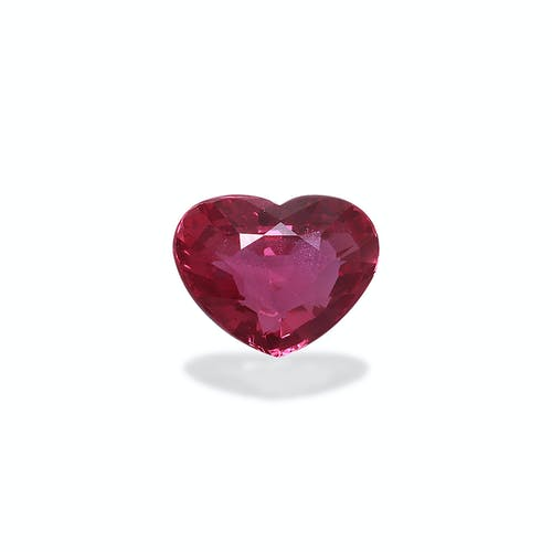 UX4503-02 : 2.03ct Unheated Mozambique Ruby – 8x6mm