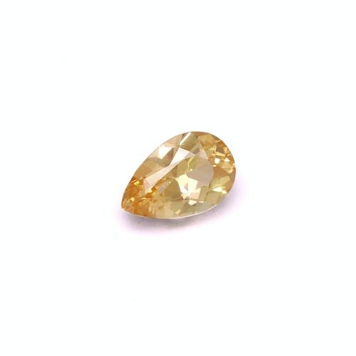 YT0054 : 5.48ct Daffodil Yellow Tourmaline