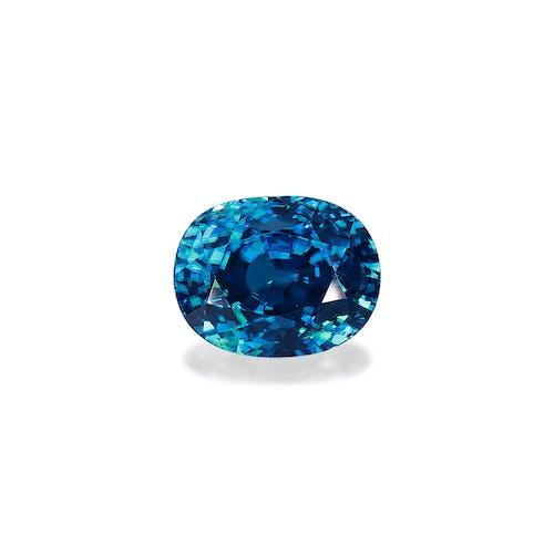 ZI0035 : 35.77ct Cambolite Blue Zircon