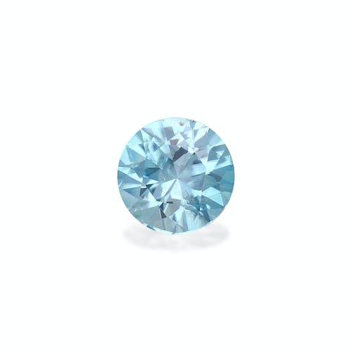 ZI0052 : 3.67ct Sky Blue Zircon  – 9mm