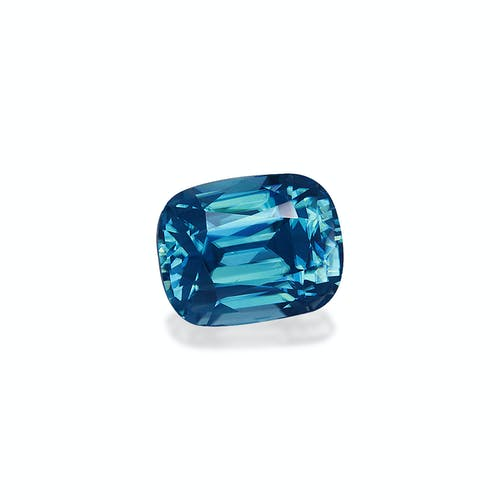 ZI0063 : 5.34ct Cambolite Blue Zircon  – 9x7mm