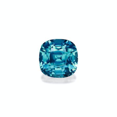 ZI0070 : 4.27ct Cambolite Blue Zircon  – 8mm