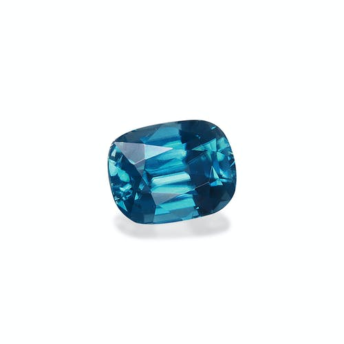 ZI0093 : 2.83ct Cambolite Blue Zircon  – 8x6mm
