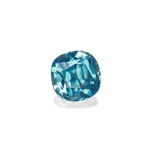 ZI0100 : 3.98ct Cambolite Blue Zircon  – 8mm