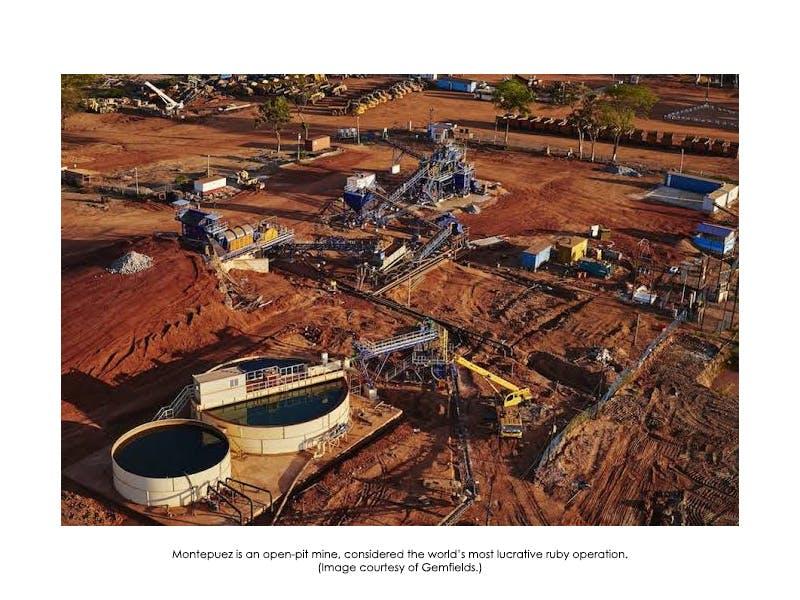 african rubies - african rubies mining gemfields