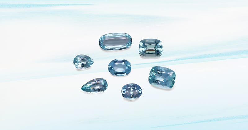 March Gem Stone – Aquamarine Birthstone