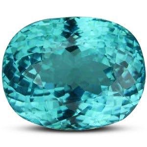 Fine Quality Paraiba tourmaline neon blue